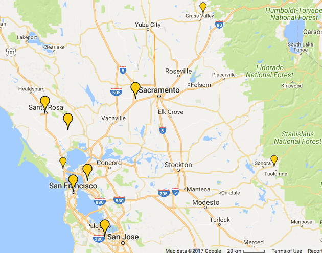 NorCal Shambhala Centers and Groups