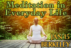 MEDITATION IN EVERYDAY LIFE AD