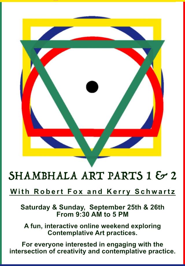 Shambhala Art Parts 1 & 2